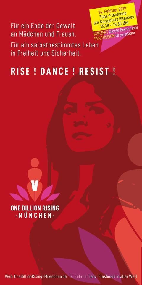2019 One Billion Rising
