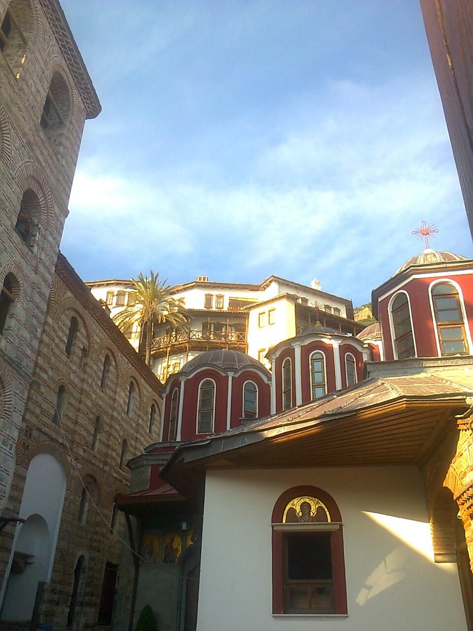 Kinast Berg Athos 2