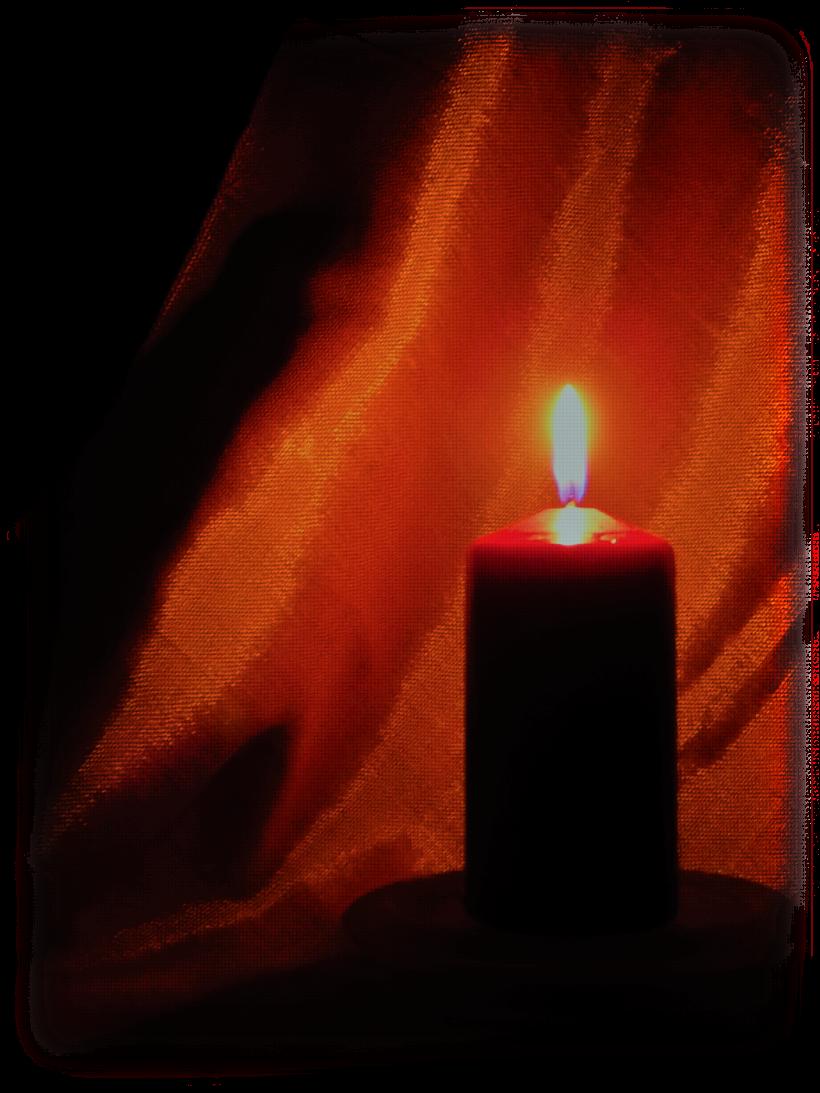 Timotheus Bild Kerze Eigen