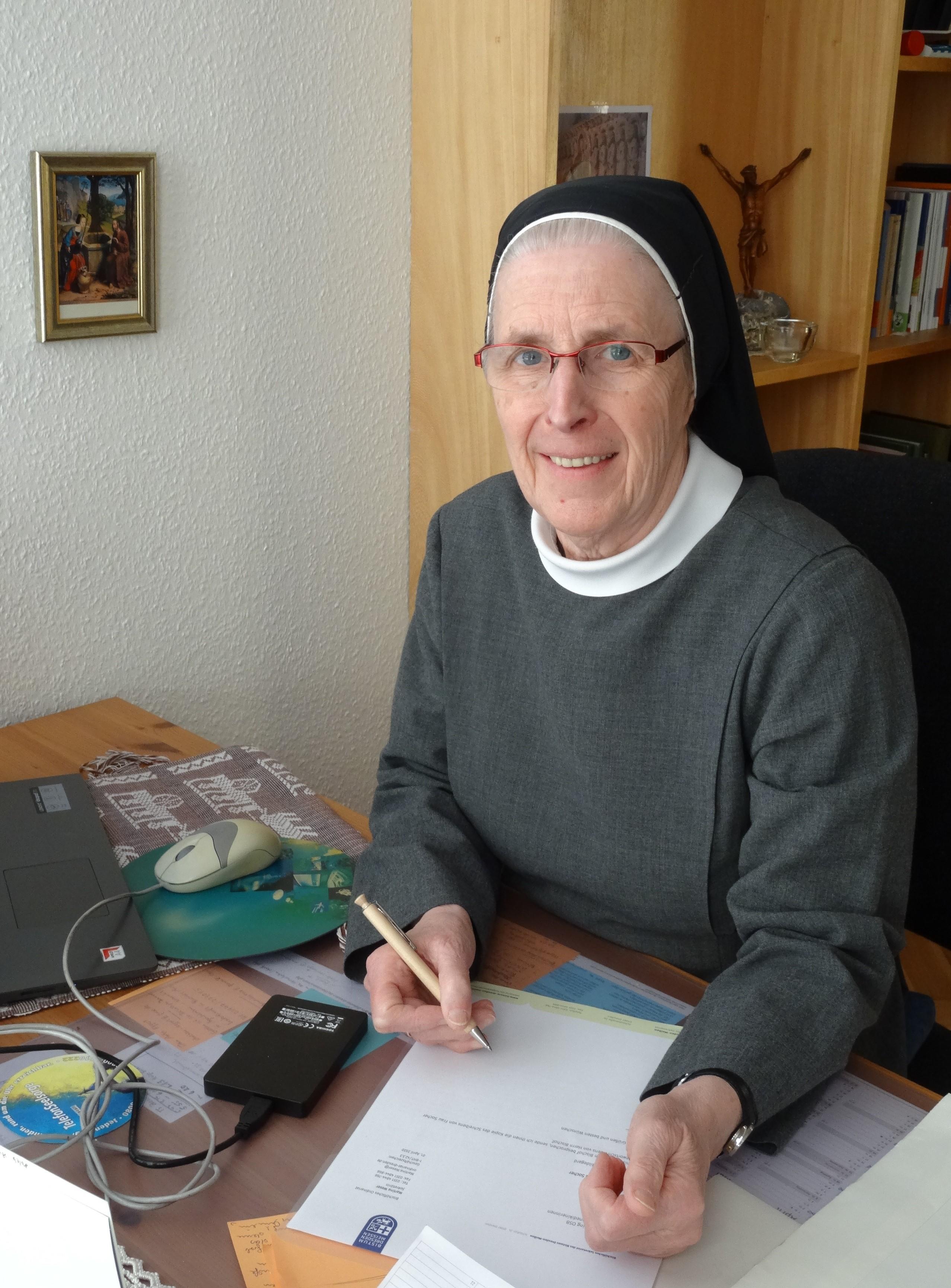 Sr. Hildegard Jansing
