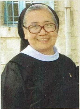 Sr. Mary Ignatius Aquino