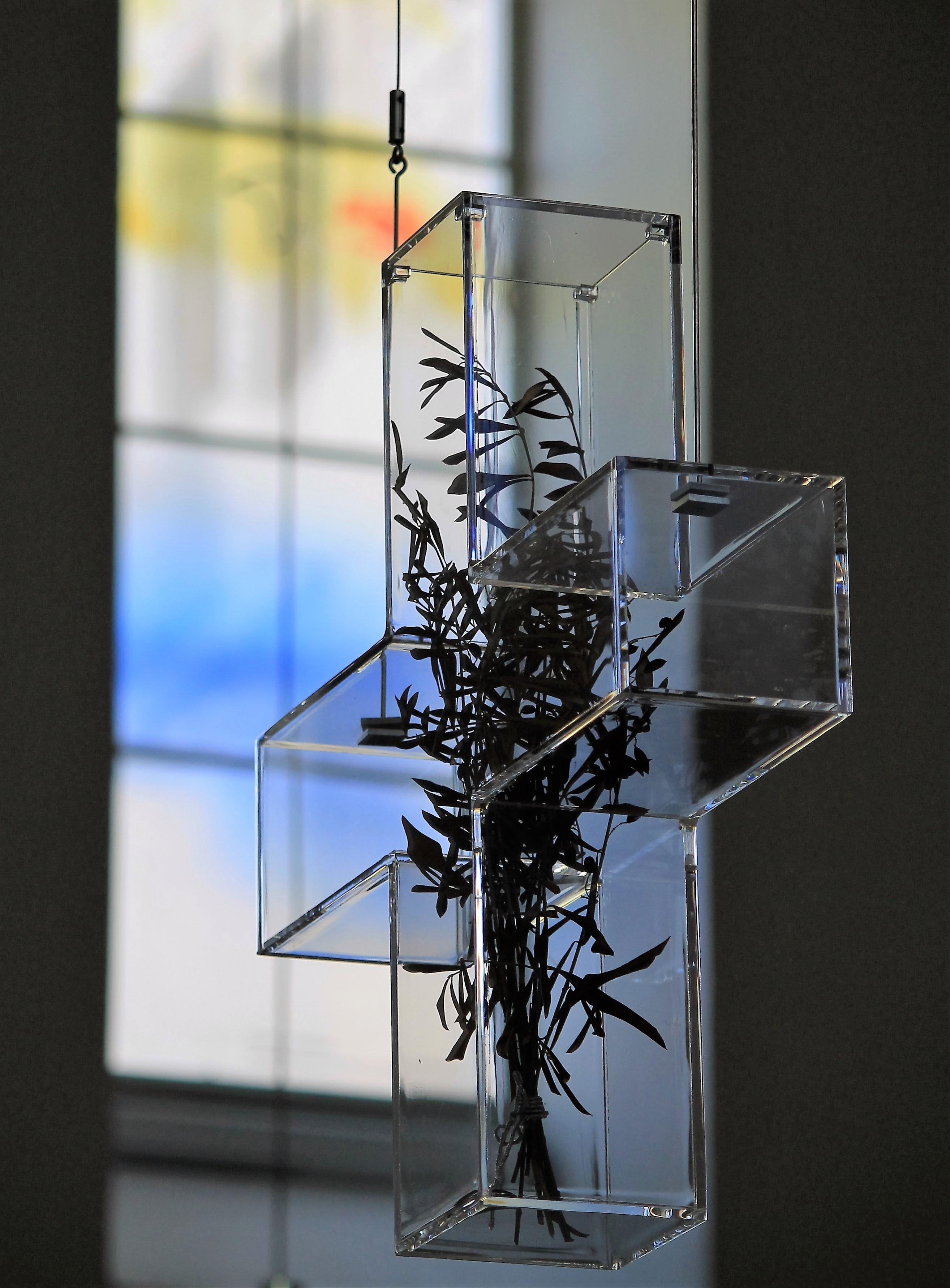 Acrylkreuz Altar