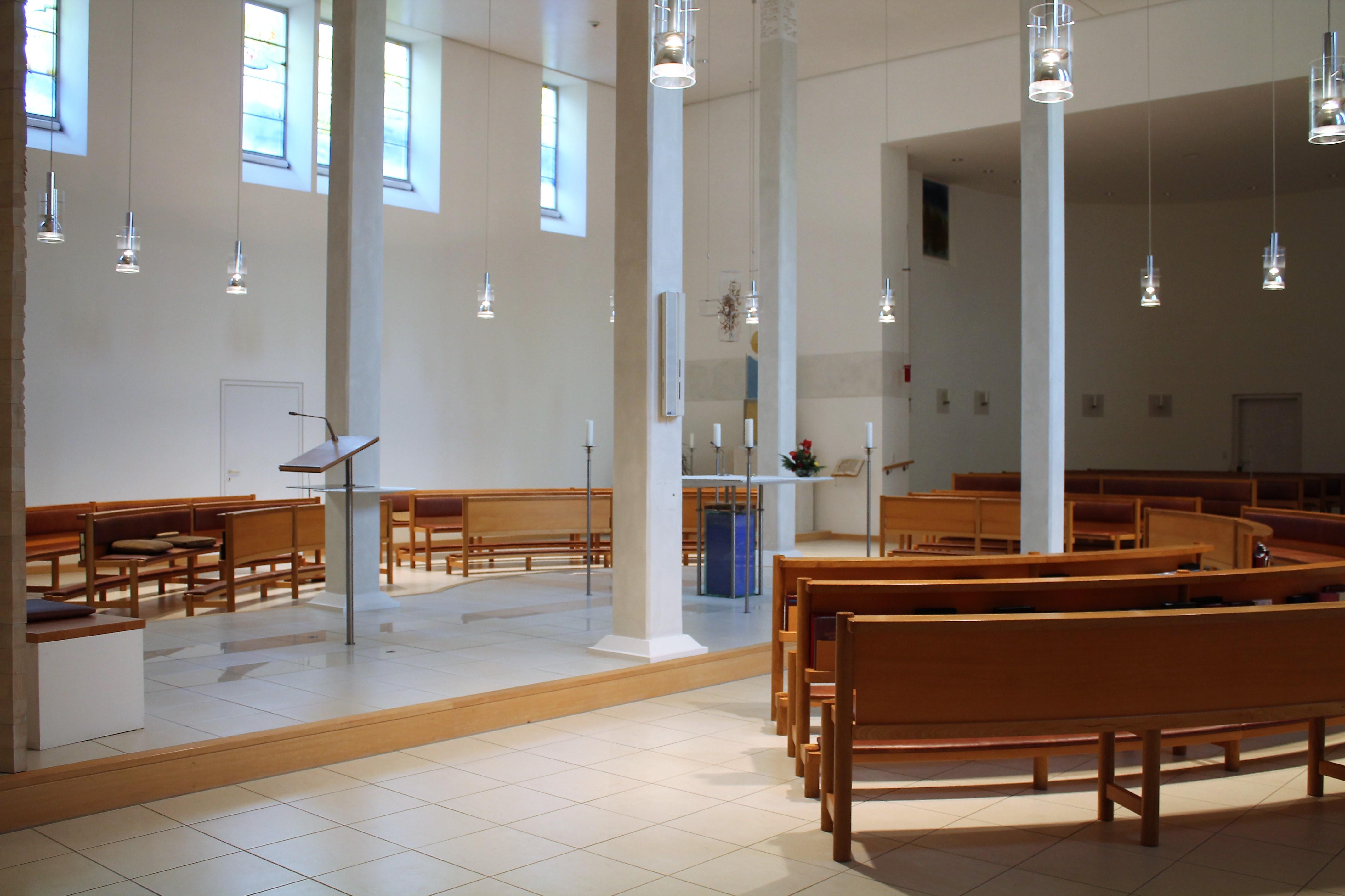 Kapelle Gesamt Rechts