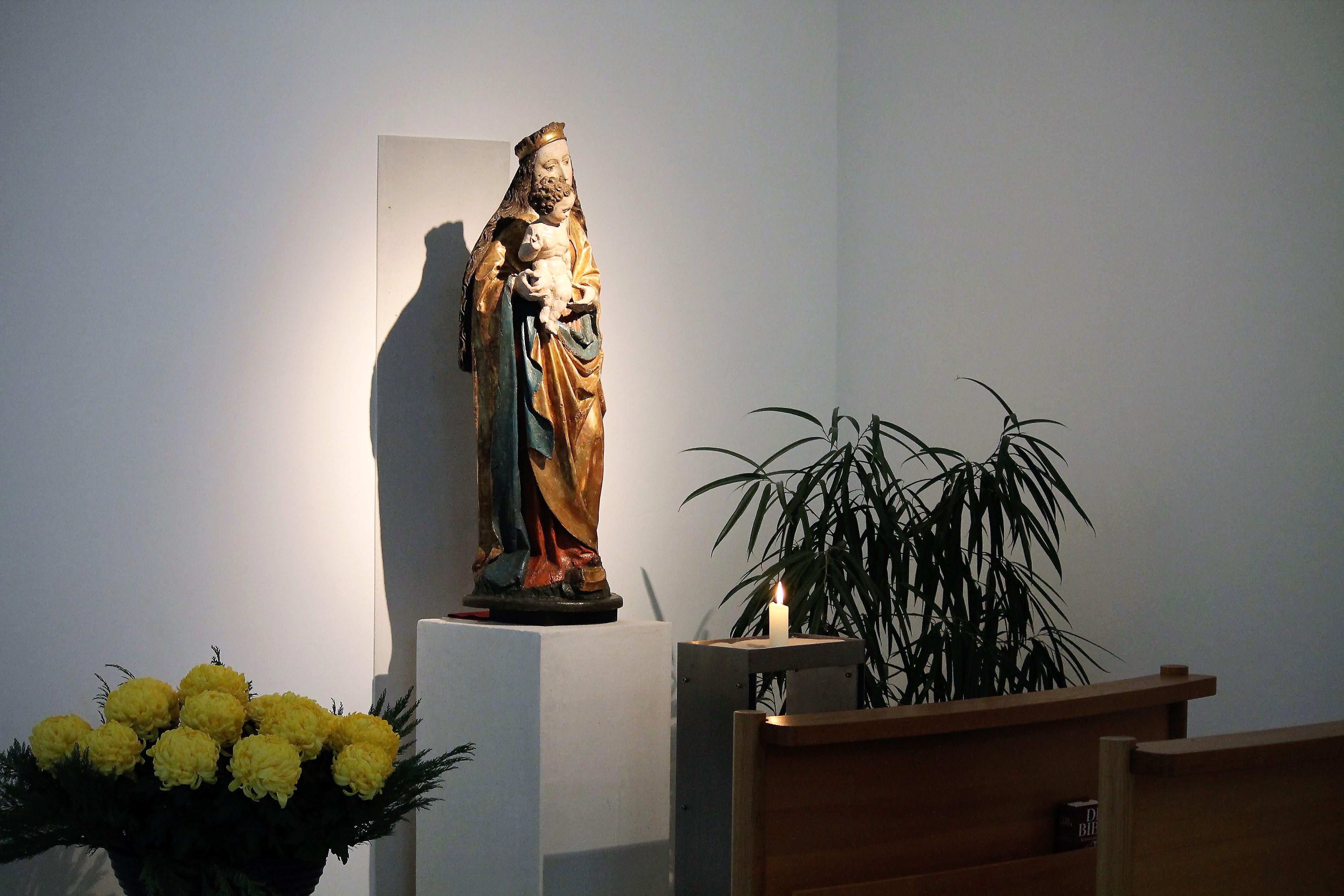 Kapelle Mutter Gottes Kopie